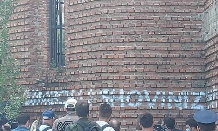"""PSD e quan """"simbol të shovinizimit"""" objekti e kishës në oborrin e UP-së"""