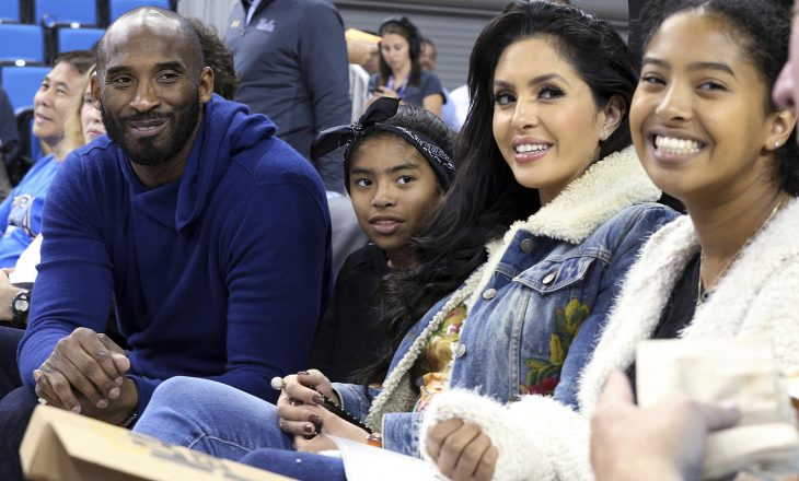 Gruaja e Kobe Bryant e uron të ndjerin në Ditën e Baballarëve me fotografi nga arkiva