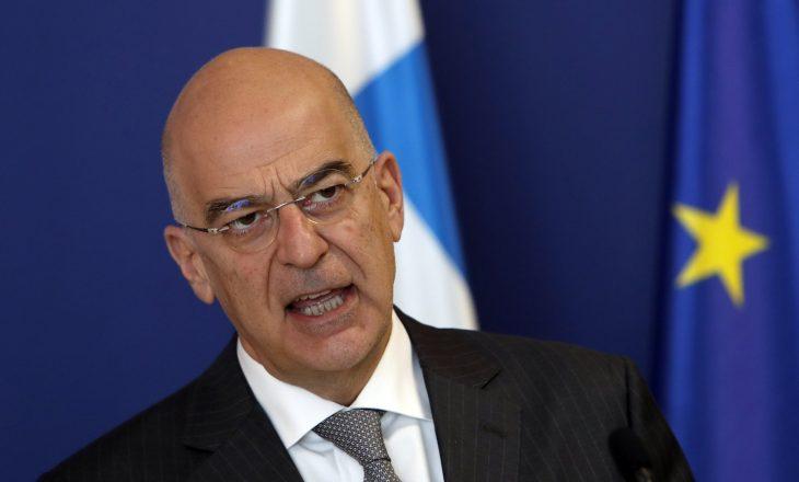 Ministri i Jashtëm grek nesër në Kosovë, takohet me Osmanin