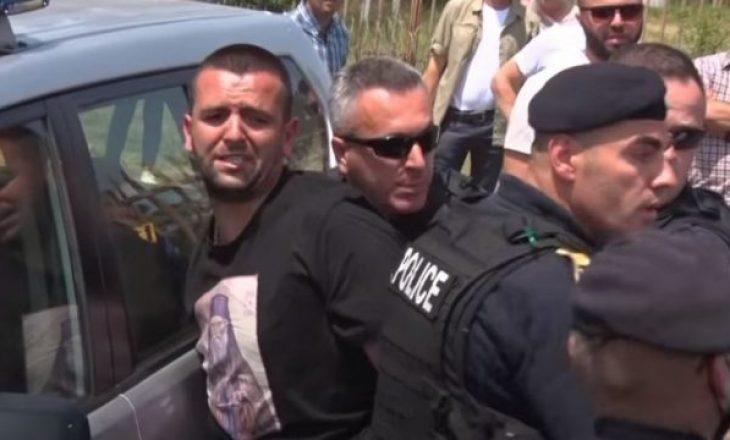 Mali i Zi kontakton autoritetet në Kosovë për të arrestuarin në Gazimestan