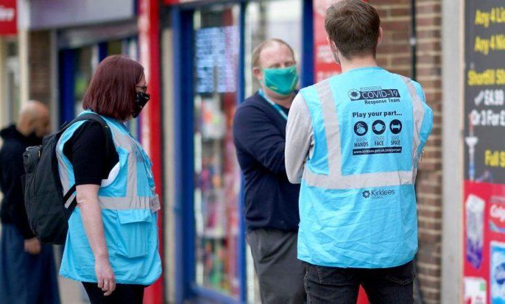 Britania e Madhe shënon rritje të të infektuarve me COVID-19