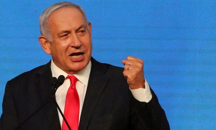 Netanyahu kërkon të bllokohet koalicioni që pritet ta largojë atë nga pushteti