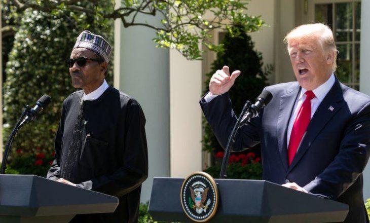 Trump del kundër Twitter-it, përshëndetë ndalimin e përdorimit të tij në këtë vend