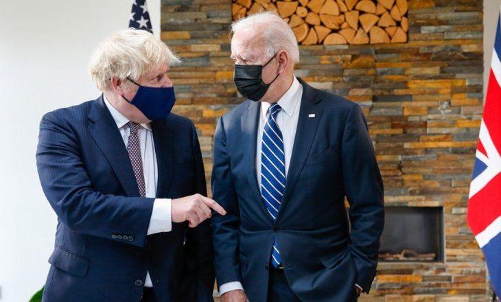 Johnson pas takimit me Biden: Britania dhe SHBA-ja kanë 'marrëdhënie të pathyeshme'