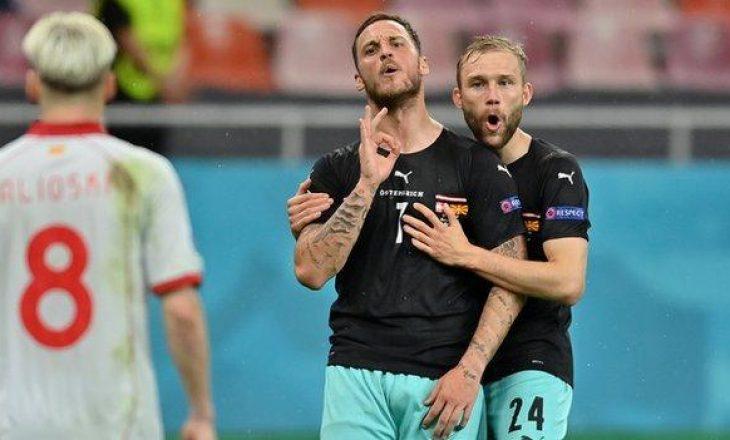 UEFA merr vendim për Arnautovic