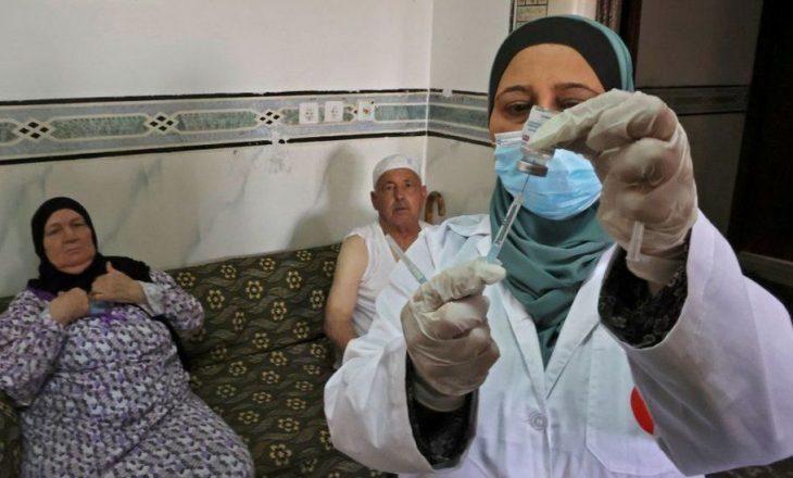 Palestinezët anulojnë marrëveshjen me Izraelin për vaksinat