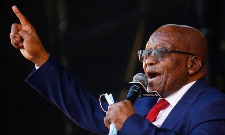 Ish-presidenti i Afrikës së Jugut dënohet me burg