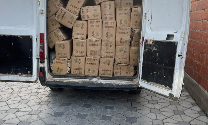 Kapen mbi 3 ton mjete piroteknike në Mitrovicë