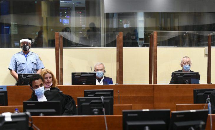 Hagë: Stanishiq dhe Simatoviq dënohen secili me nga 12 vjet burg
