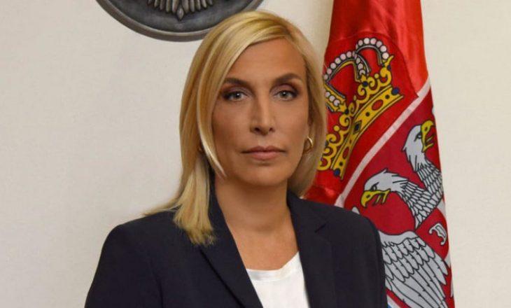 Ministrja serbe e Drejtësisë: Kosova mbetet në preambulën e Kushtetutës
