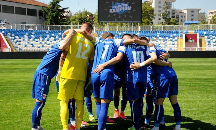 Prishtina mëson kundërshtarin për kualifikime në Champions