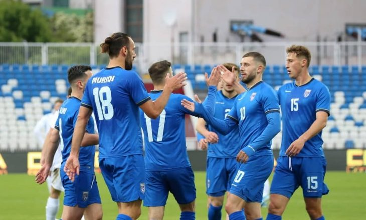 """Kosova """"demolon"""" San Marinon, fiton me rezultat të thellë"""