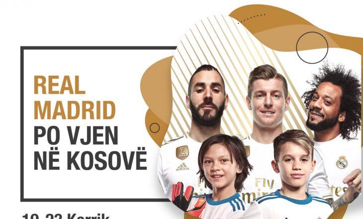 Real Madrid po vjen në Kosovë?!
