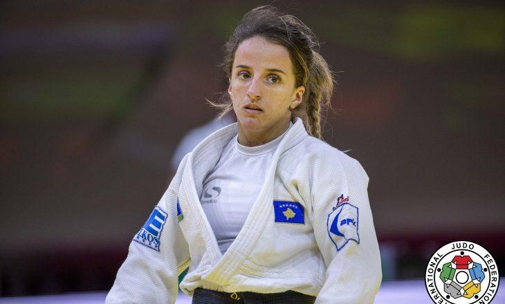 Distria Krasniqi zë vendin e pestë në Kampionatin Botëror