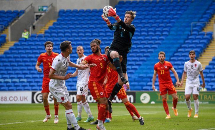 Përfundon pa gola ndeshja mes Uellsit dhe Shqipërisë