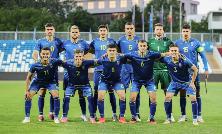 Kosova U21 mposhtë Andorrën U21