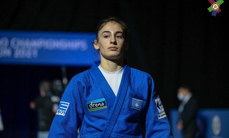 Nora Gjakova e bronztë