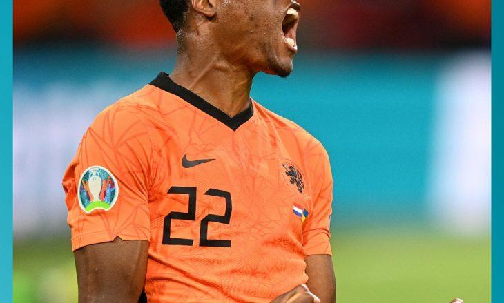 Holanda arrin fitore të vështirë përball Ukrainës