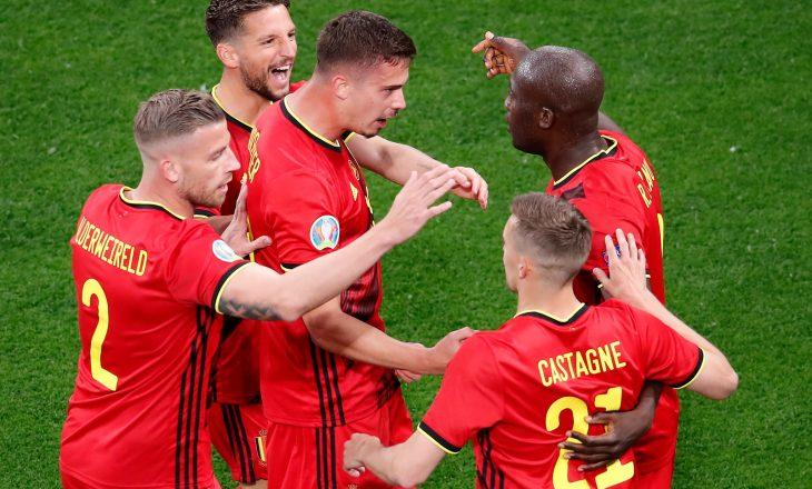 Belgjika arrinë fitore të thellë përball Rusisë