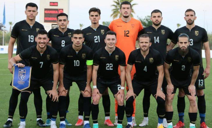 Futbollistët e Kosovës fituan premi për ndeshjen kundër Gambisë