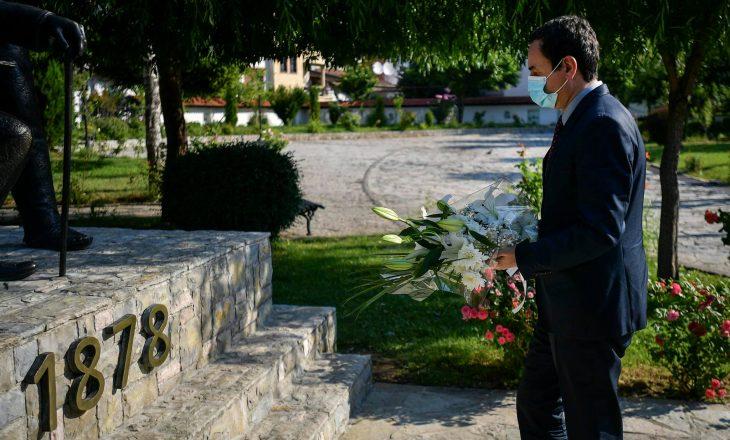Kurti niset për në Tiranë për Samitin e Krerëve të Ballkanit Perëndimor