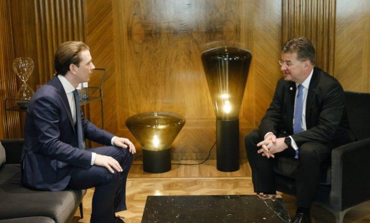 Kancelari austriak në Samitin e Vjenës: T'i mbajmë premtimet tona për Ballkanin Perëndimor