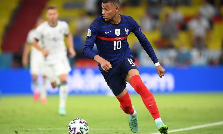 Franca ka arritur të fitoj pas shumë vështirësish ndeshjen përball Gjermanisë