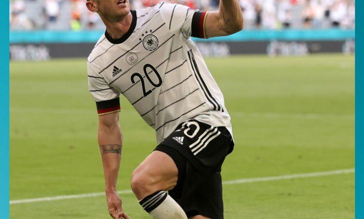 Paraqitja e Gosens, vendimtare për fitoren e Gjermanisë kundër Portugalisë