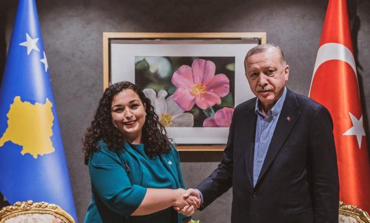Takimi Osmani-Erdogan, diskutohet për thellim të bashkëpunimit
