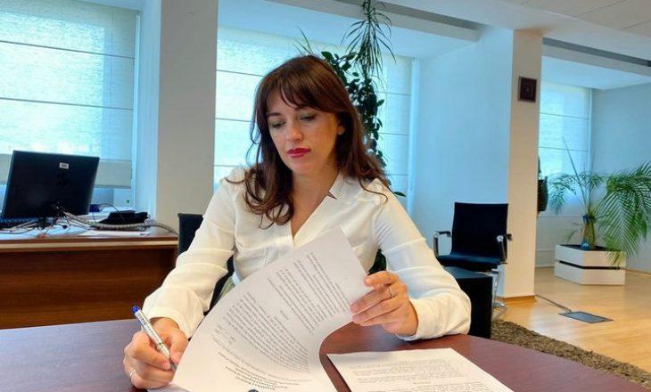 Haxhiu: Është proceduar në Qeveri projektligji për Gjykatën Komerciale