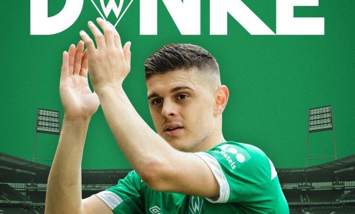 Pas largimit nga Bremen, Rashica me mesazh falenderues për tifozët dhe klubin