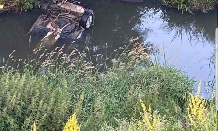 Arben Shabani – qytetari që ndihmoi Policinë të shpëtojë 3 të aksidentuar që ranë në lum (Pamje)