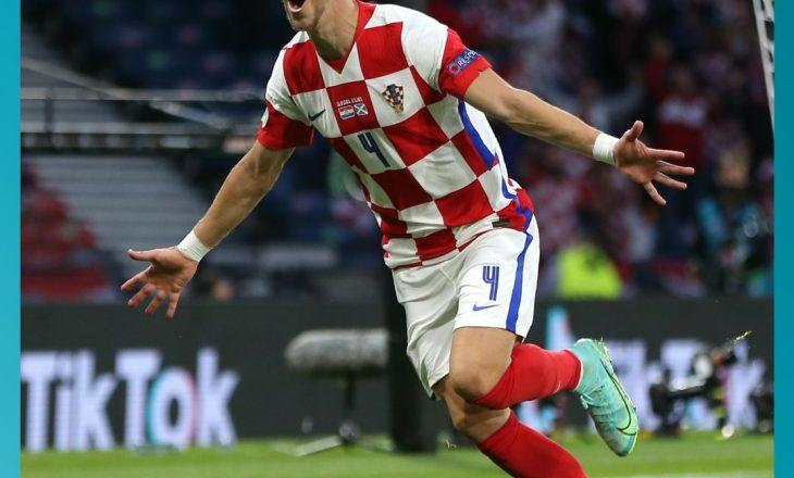 LIVE: Kroacia siguron kalimin direkt në fazën tjetër pas fitores ndaj Skocisë