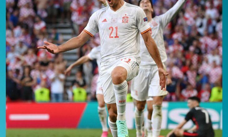 LIVE: Spanja arrinë fitore pas vazhdimeve kundër Kroacisë