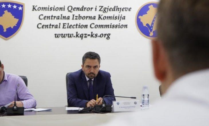 KQZ-ja do të publikojë shpenzimet e partive politike për fushatën e zgjedhjeve të 14 shkurtit