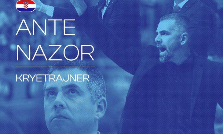 KB Prishtina zyrtarizon trajnerin e ri