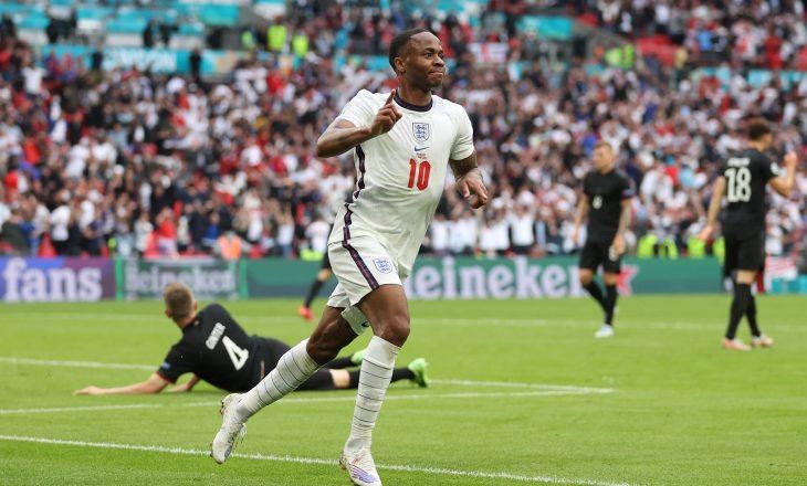Anglia siguron kalimin në çerekfinale pas fitores ndaj Gjermanisë