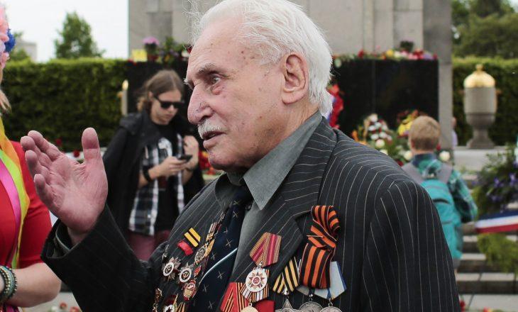 Vdes i mbijetuari i fundit i çlirimit të Aushvicit