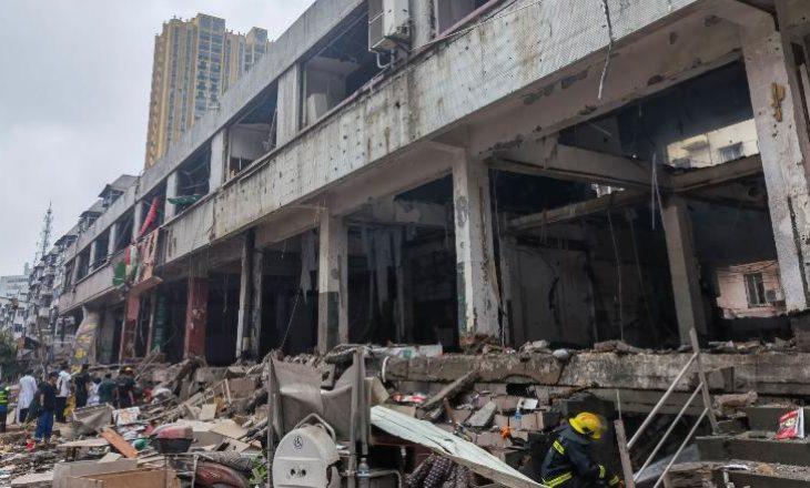 Të paktën 12 të vrarë nga shpërthimi i gazit në Kinë