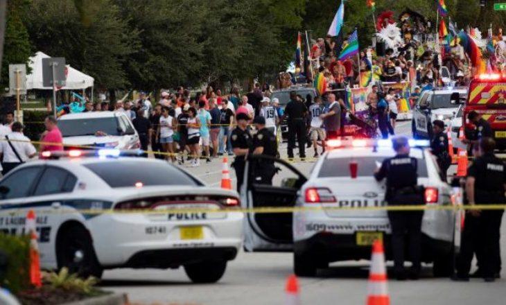"""Një i vdekur pasi një kamion """"goditi"""" turmën në """"Paradën e Krenarisë"""" në Florida"""