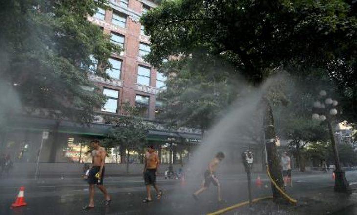 Dhjetra të vdekur në Kanada për shkak të nxehtësisë