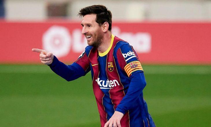 Nga e enjtja Lionel Messi do të jetë lojtar i lirë