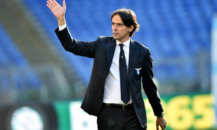 Inter zyrtarizon Simeone Inzaghin
