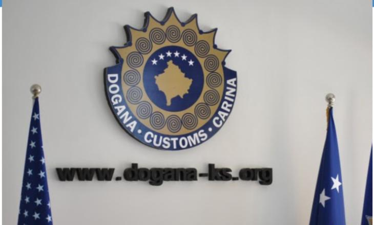 Dogana shënon rekord të hyrash në pesë muajt e parë të këtij viti