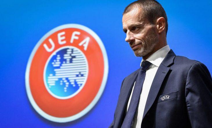 UEFA merr vendimin e shumëpritur