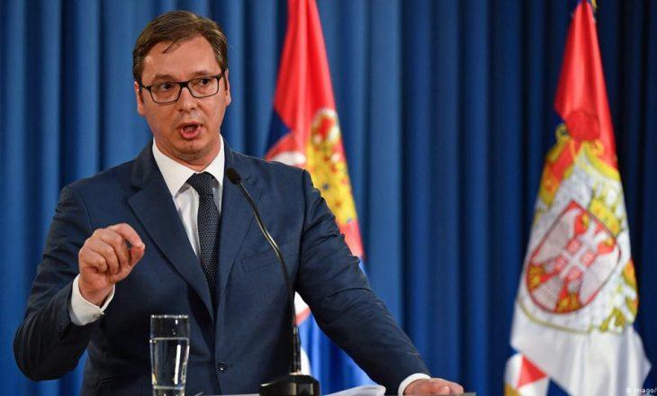 Vuçiq raporton nesër para deputetëve për takimin me Kurtin dhe procesin e dialogut