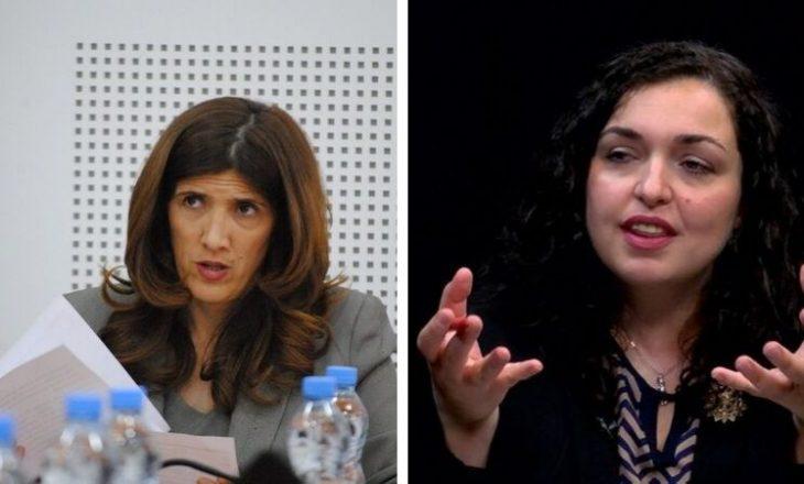 Shkarkimi i Dakës – Musliu: Vjosa Osmani nuk i duron gratë e zonja