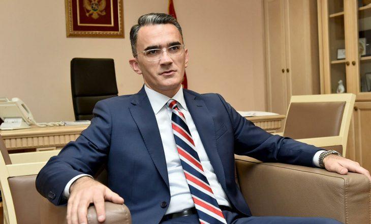 Deputetët e Malit të Zi votojnë sot për shkarkimin e ministrit Vladimir Leposaviq