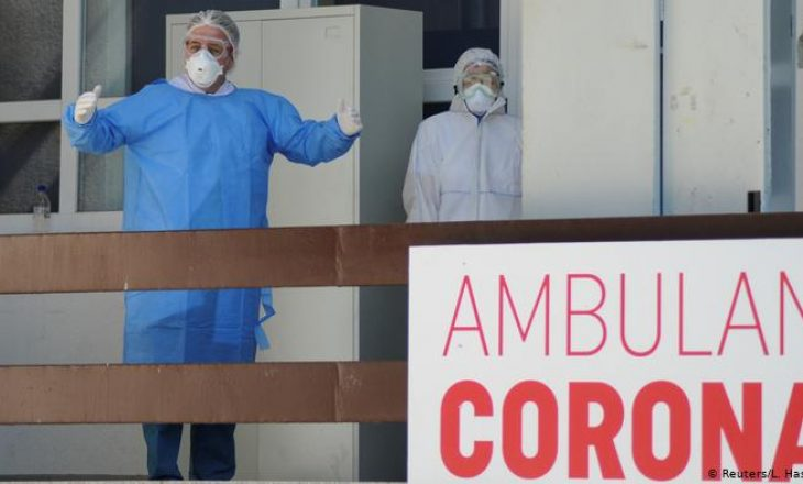 No deaths from COVID-19 in Kosovo, 15 infected people