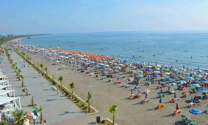 Kryetari i Lezhës: Mbi 65 për qind e turistëve në Shëngjin nga Kosova